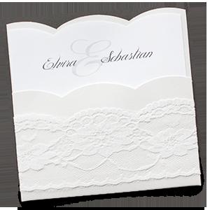 Hochzeitseinladungen drucken wir drucken eure texte in - Hochzeitseinladungen mit spitze ...